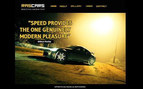 RasCars