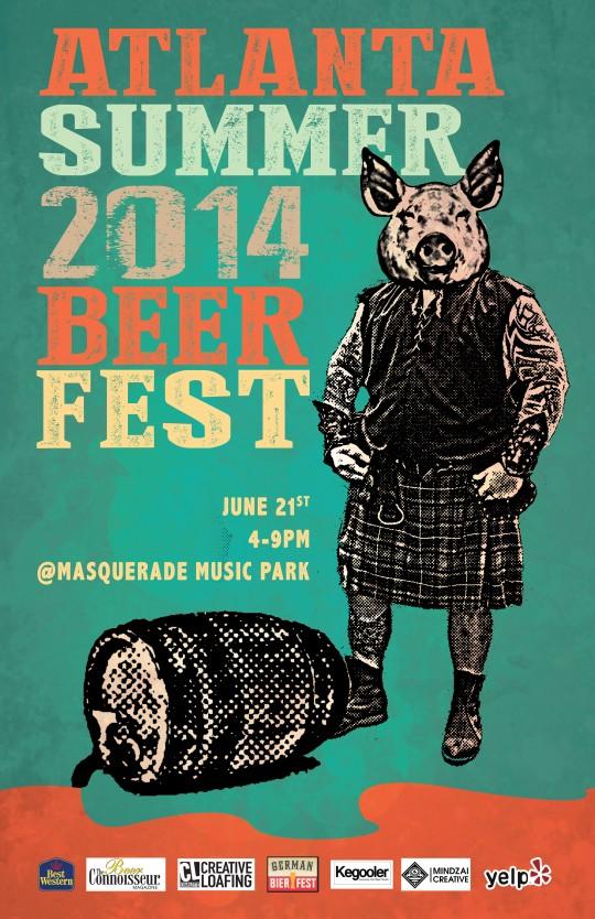 Atlanta Beerfest(Posters)