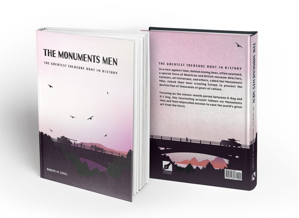 The Monuments Men book 3
