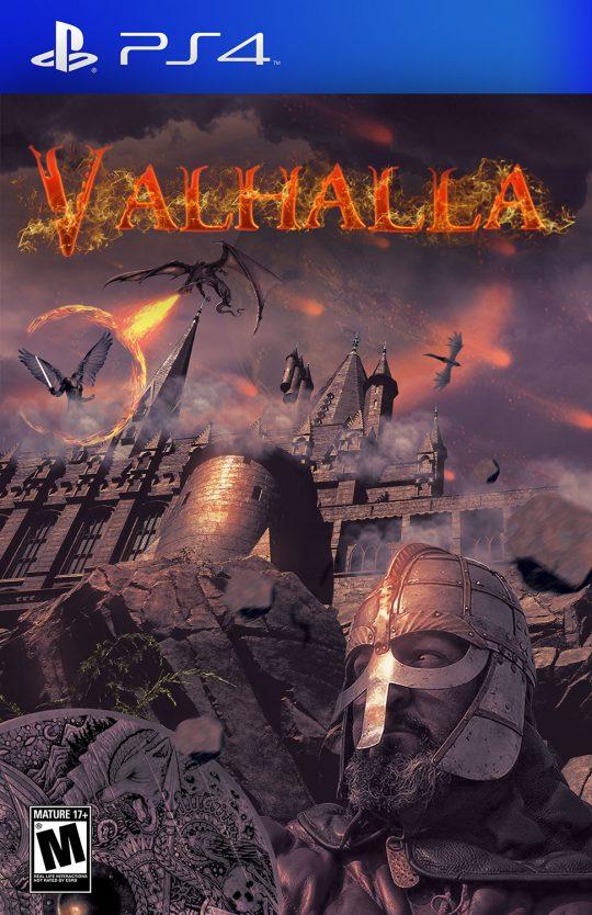 Valhalla (Game Art)